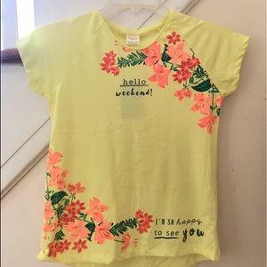 Girls T-Shirt. ZARA BRAND NEW.